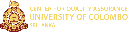 CQA - Center for Quality Assurance | University of Colombo
